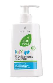 aloe vera baby shampoo
