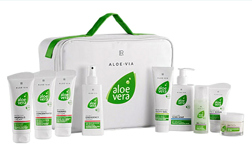 Aloe Vera Via moments
