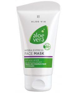 aloe vera хидратираща маска