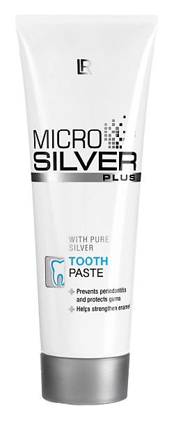 Паста за зъби Microsilver