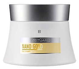 дневен крем nano gold