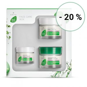 Aloe Vera Face Care Set