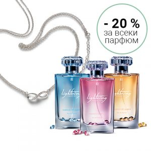 Perfume Lightning Infinity