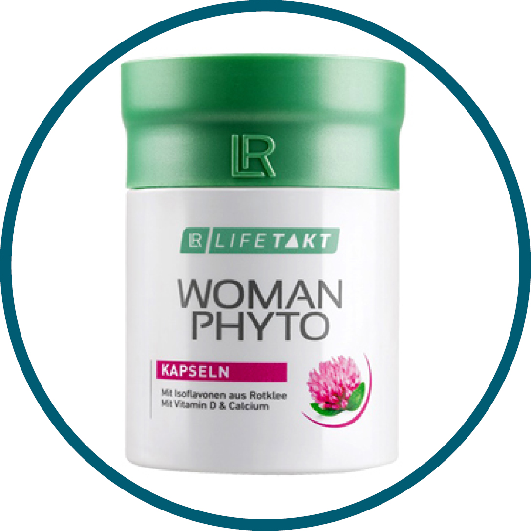 Woman Phytoactive