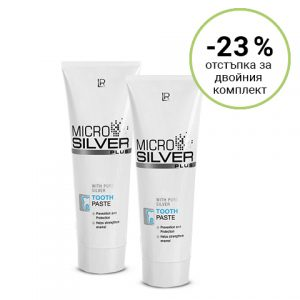 Microsilver Toothpaste