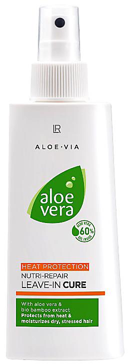 Aloe Vera Nutri-Repair Leave-in Cure Heat protection