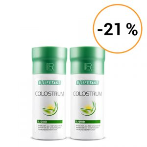 Colostrum liquid