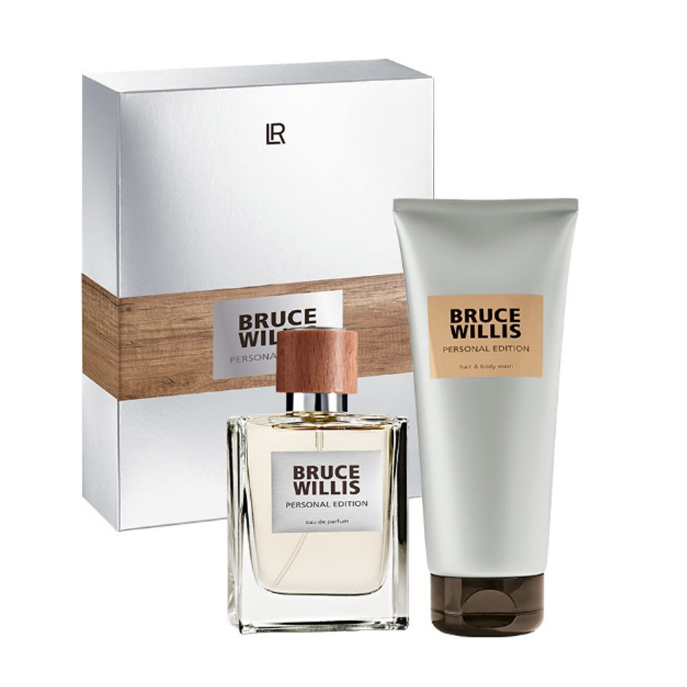 BRIUCE WILLIS PERSONAL EDITION МЪЖКИ КОМПЛЕКТ LR