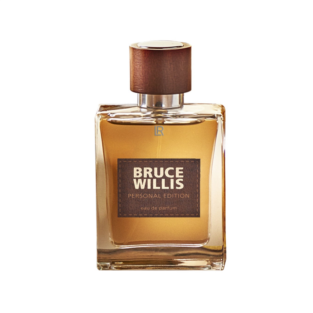 BRIUCE WILLIS PERSONAL WINTER EDITION МЪЖКИ ПАРФЮМ LR